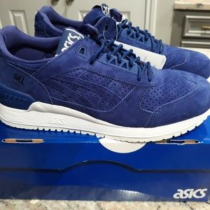 New Asics Gel Sneakers Vibrate Blue